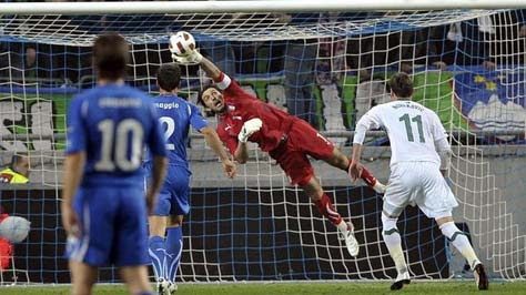 Gianluigi Buffon, portero