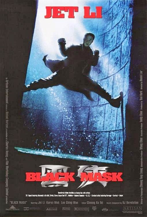 Poster Of Black Mask (1996) Full Movie Hindi Dubbed Free Download Watch Online At Alldownloads4u.Com