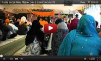De convidada a la festa de Sri Guru Nanak Dev Ji
