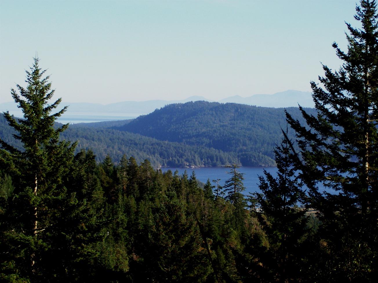 Sooke Hills Vancouver Island