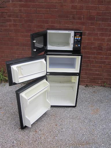 Micro Fridge Combination Refrigerator Freezer Amp Microwave