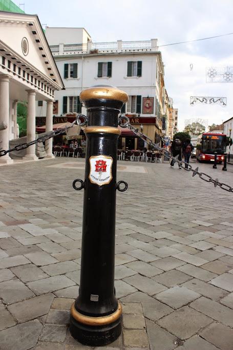 gibraltar - Carregar a bateria da moto até... Gibraltar IMG_4548