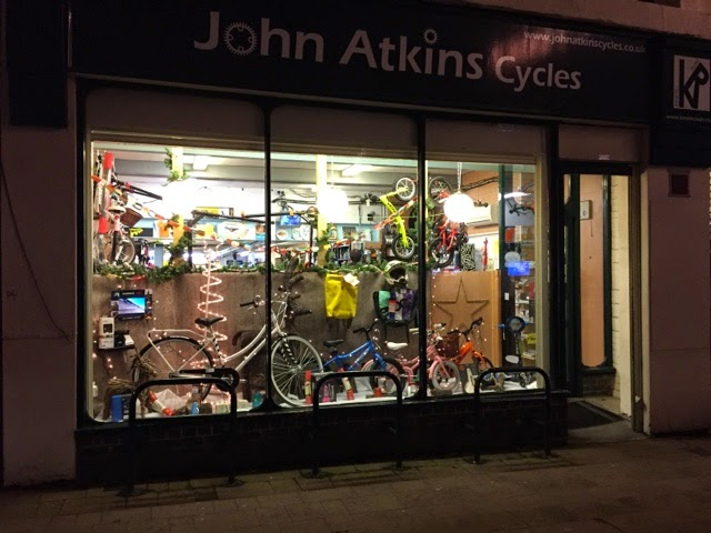 We have some lovely little kids bikes in the window plus the  Humbug   Bobbin. We also have some great gift ideas. If you are having trouble  finding that ... ec0f54edc