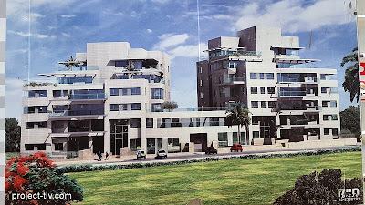 פרויקט אמיר גלבוע 3-5 / בנין 135+136 מבנן 11 בגוש הגדול
