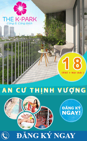 Chung cư THE K PARK Văn Phú