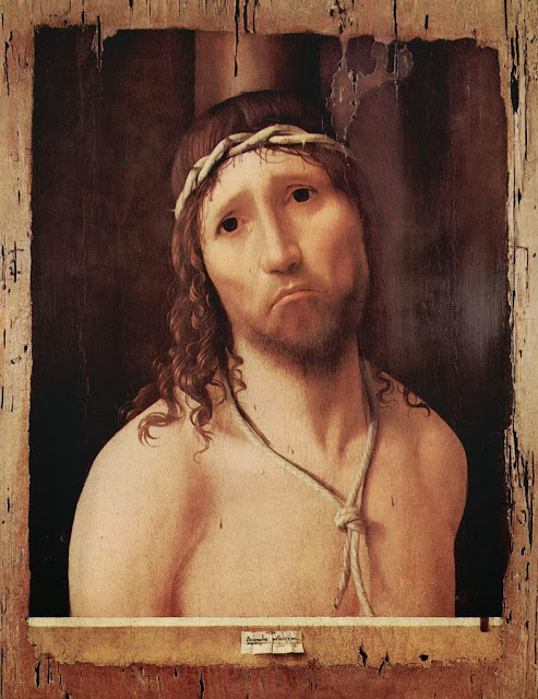 Antonello da Messina - Ecce Homo
