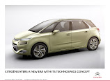 GENEVA 2013 - Citroen announces Technospace Concept