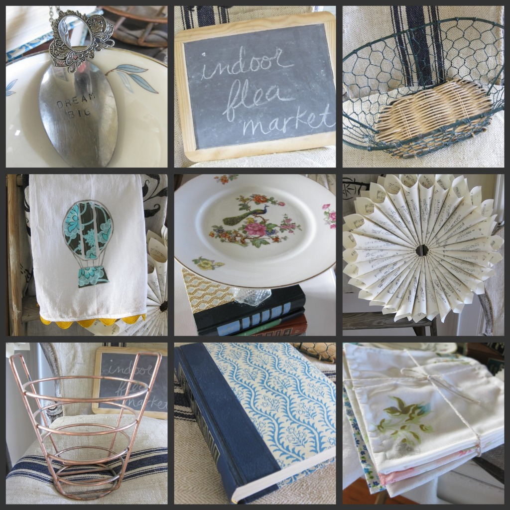 my own indoor flea market {kind of}