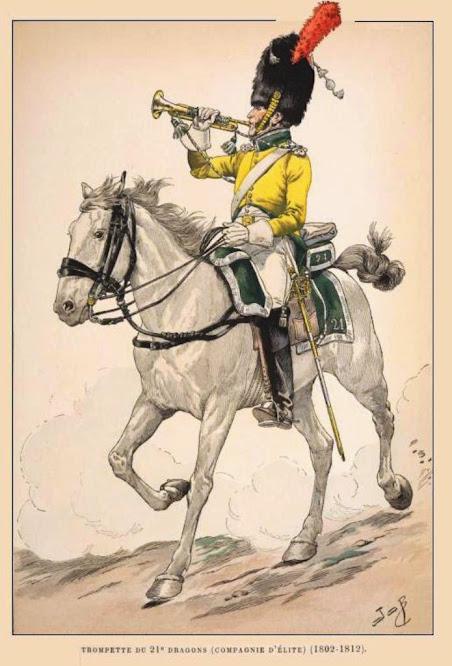 Trumpeter 1st Westphalian Cuirassiers Regiment 1813 MiniArt 1/16 Trompet21edragoons