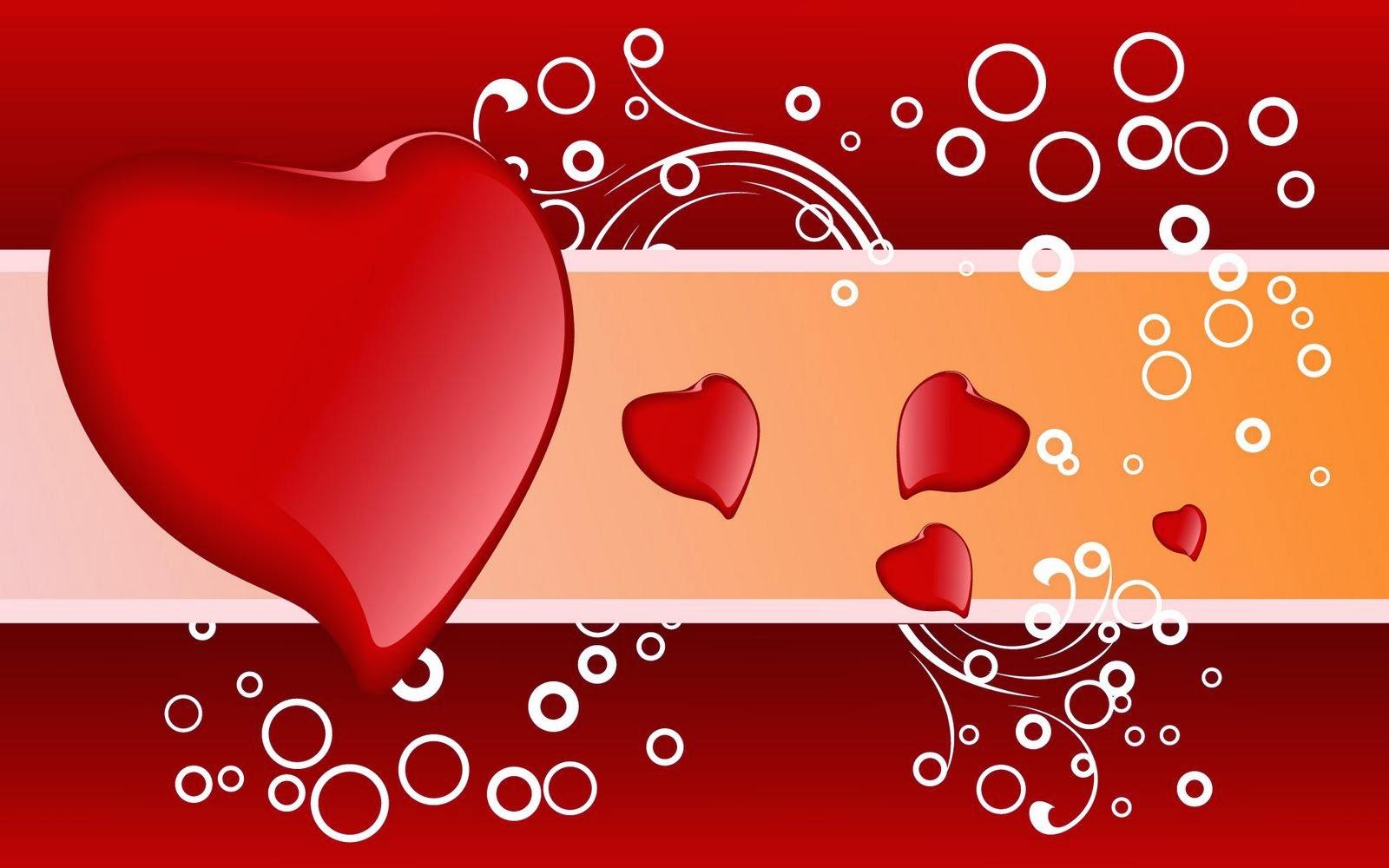 Saint-Valentines-Day-Red-hearts-on-Valentine-Day-0
