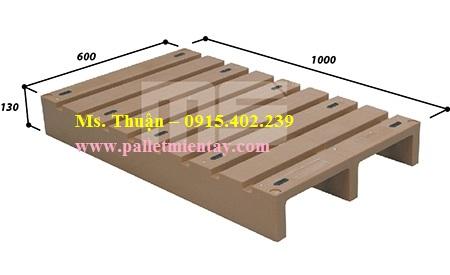 Pallet nhựa MS EN2-1006 Malaysia