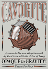 Cavorite: A Remarkable Alloy