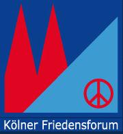 Logo Kölner Friedensforum.