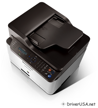 Download Samsung CLX-3305FN printer drivers – setting up instruction