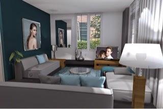 Arnoud herberts interieurarchitect wijzigingen for 3d interieur ontwerpen