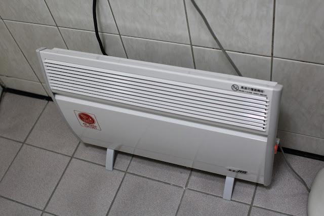 北方對流式房間浴室兩用電暖器