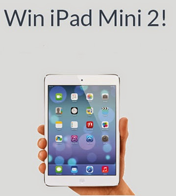 menang ipad mini 2