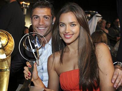 cristiano ronaldo and girlfriend irina shayk confirms split