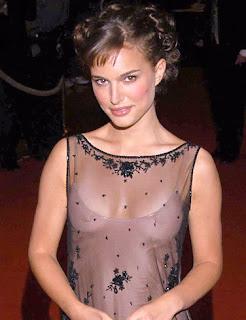 Natalie Portman at the movie awards