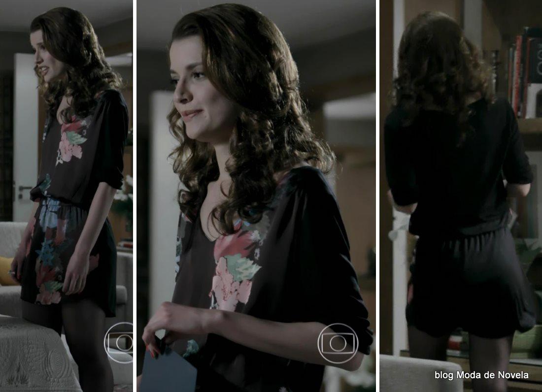 moda da novela Império - look da Helena dia 6 de setembro