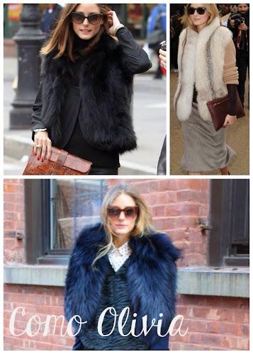 Looks de invierno de Olivia Palermo