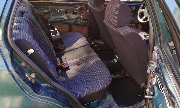 kitiiz: VW Vento 1.8T  Sisusta3