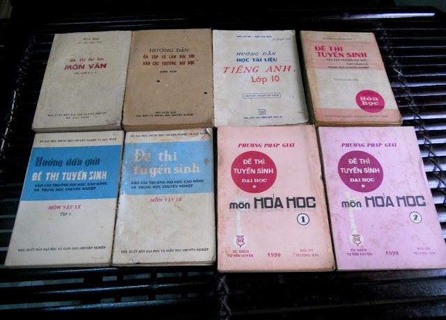 Sách giáo khoa tiểu học cũ - nơi lưu giữ từng trang ký ức DSCN2760