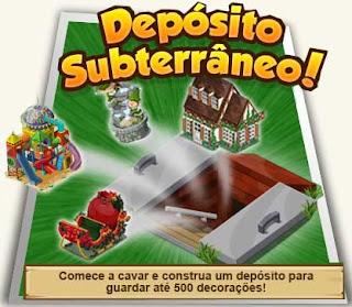 Depósito Subterrâneo