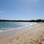 Walking along Jibbon Beach (98810)