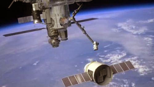 Spacex To Make Test Flight To International Space Station
