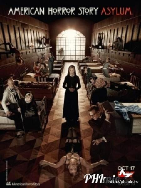 Câu Chuyện Kinh Dị Mỹ (Phần 2): Bệnh Viện Tâm Thần