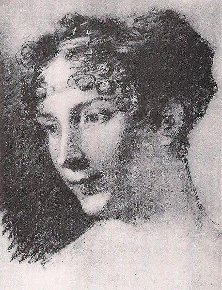 Pierre-Paul Prud'hon - Joséphine