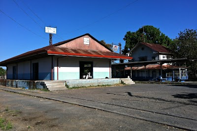 Resultado de imagen para estacion tren a orotina