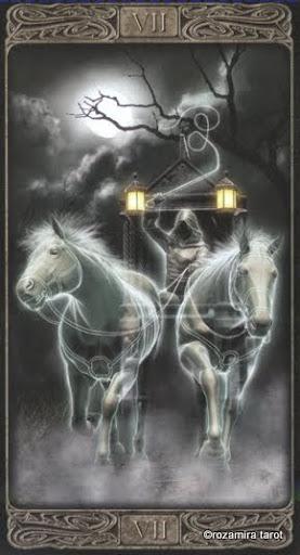Таро Призраков — Ghost Tarot 528_07