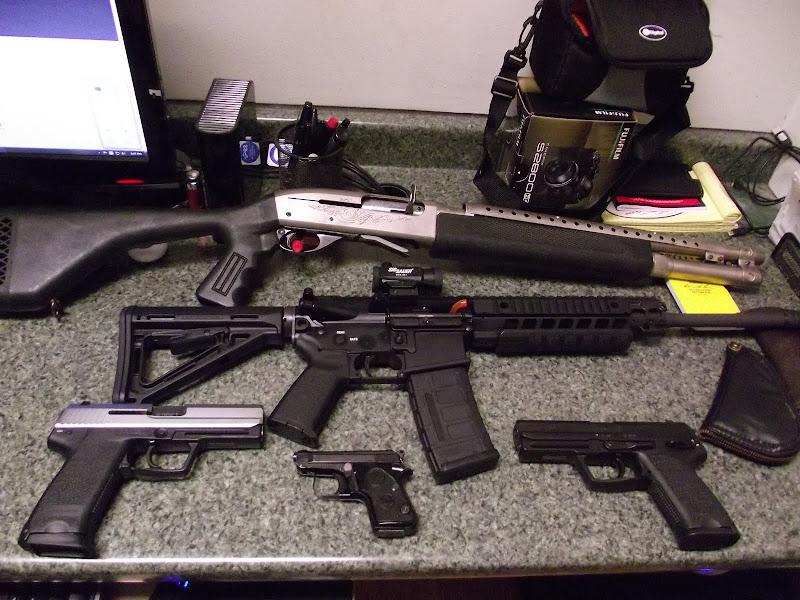 Let's see your HD/SD Shotgun setups - General Shotgun Discussion