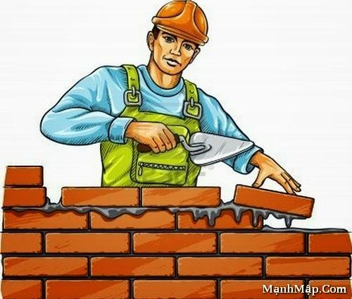 Chùm thơ hay nói về người thợ xây nhà