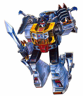 grimlock generation one
