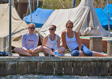 J/70 German Sailing League - women sailing club team