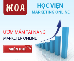 Học marketing online miễn phí