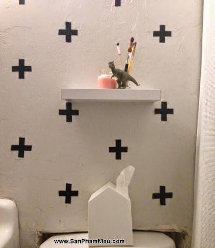 Cải tạo phòng tắm siêu nhanh với tiền… trăm ngàn-5