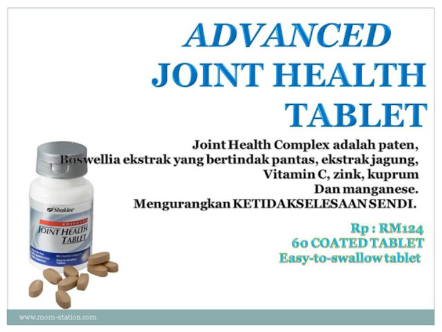 Shaklee Advanced Joint Health Tablet (AJHT)  shaklee advanced joint health tablet (ajht) Hilangkan Sakit Sendi Dengan Shaklee Advanced Joint Health Tablet (AJHT) 1