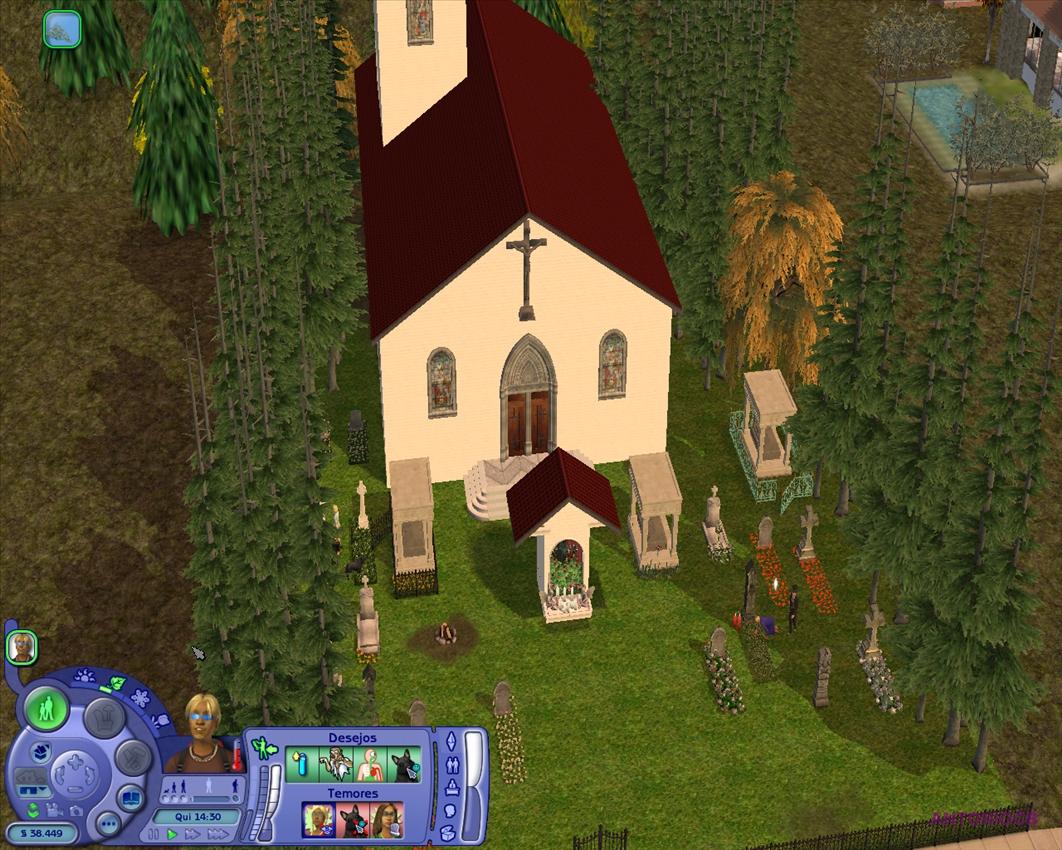 Sao Sims ScreenShot004