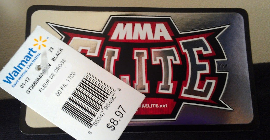MMA Elite Shirts Available At Walmart For Under $10 #ShopMMAElite