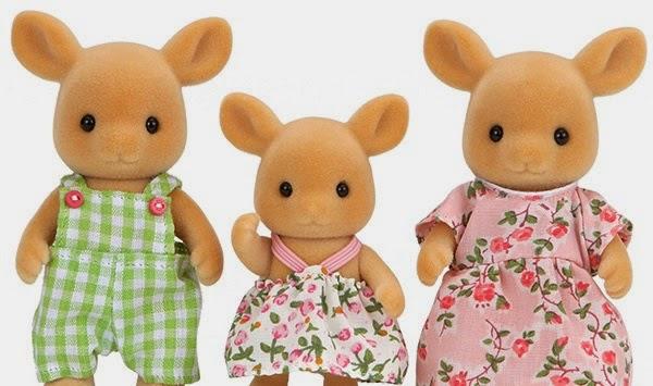 Đồ chơi Gia đình nhà Nai - Deer Family dễ thương, giúp bé thêm năng động và thông minh hơn trong cuộc sống