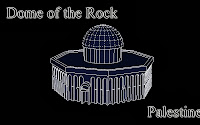 Dome of the Rock -Palestine-