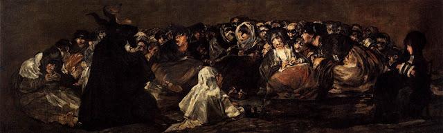 Aquelarre (Goya) - Multimillonarios estadounidenses para introducir el aborto en Irlanda