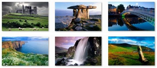 Windows 7 Ireland Theme