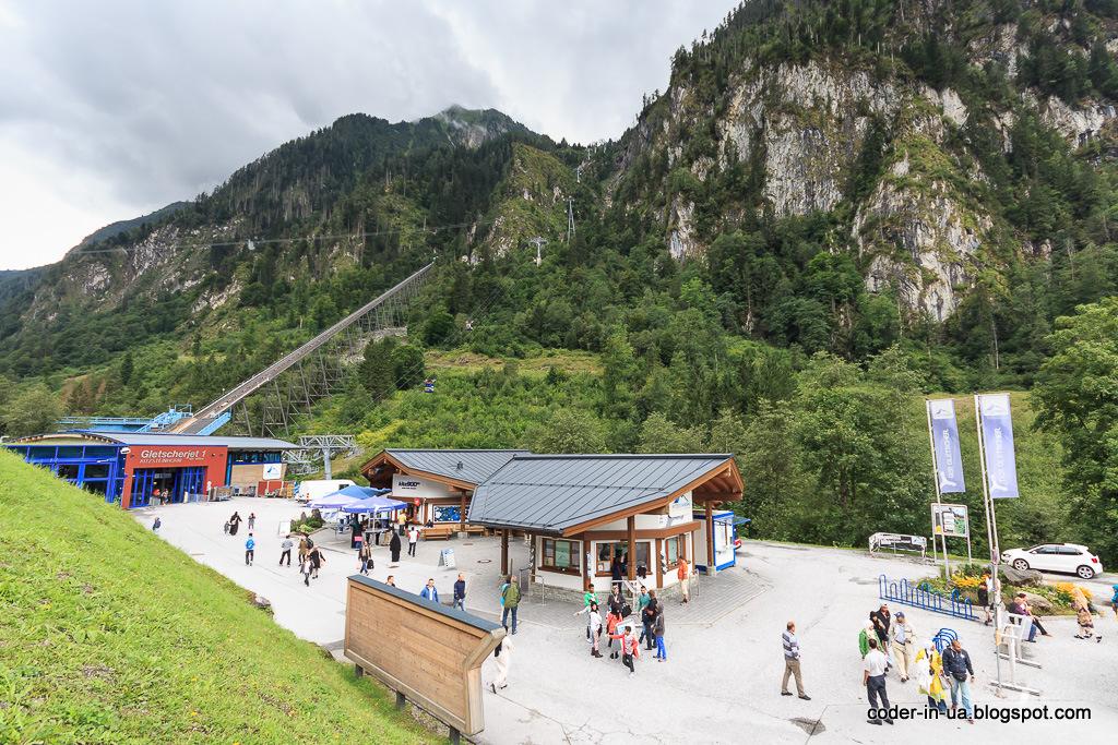 кицштайнхорн. австрия