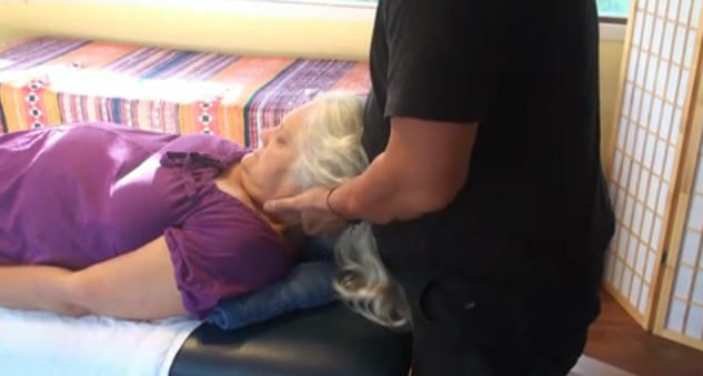 granny massage