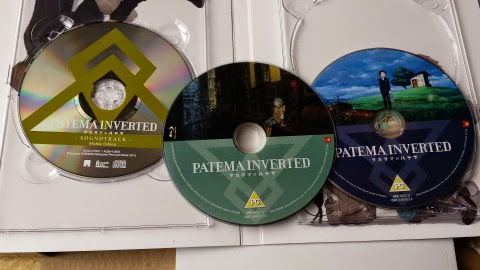 All the discs!